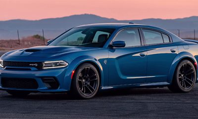 dodge charger image