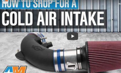 Mustang Cold Air Intake Image