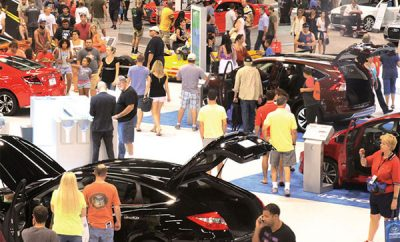 Motortrend International Auto Show Image