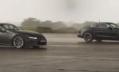 Bullitt vs Lexus