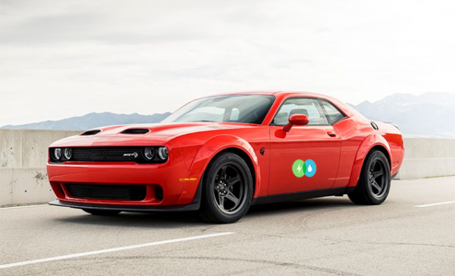 e-Fuel muscle cars