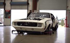 Twin Turbo Camaro SS