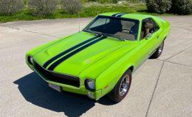 AMC 1969 AMX California
