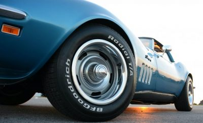 muscle car tires